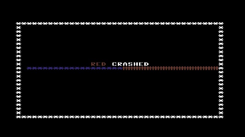 Tron - online playable commodore 64 game