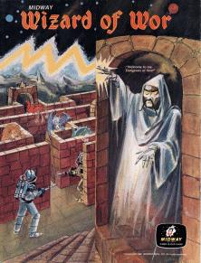 Wizard of Wor online c64 game
