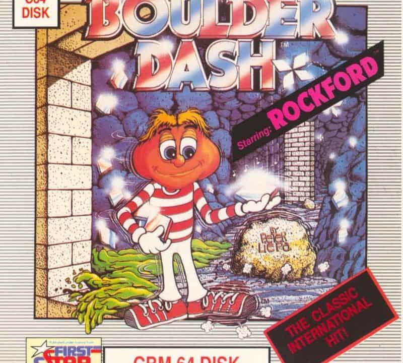 Boulder Dash c64 online play