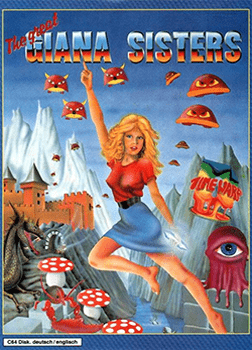 Great Giana Sister online C64 game