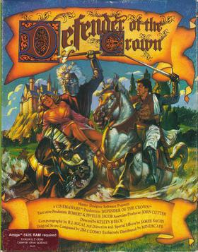 Defender of the Crown online playable DOS game