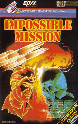 Impossible Mission online playable Commodore 64 game