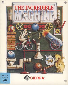 The Incredible Machine 1 online Playable DOS game