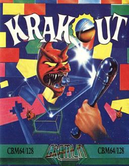 Krakout online playable C64 game