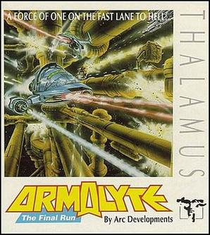 Armalyte online playable C64 game