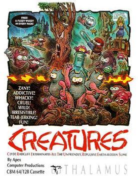 Play C64 Creatures online