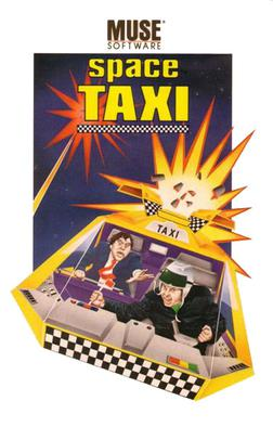 Space Taxi Commodore 64 online game