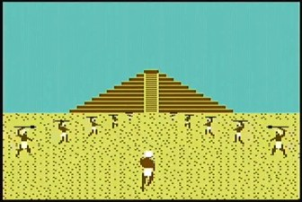 aztec challenge online playable commodore 64 game