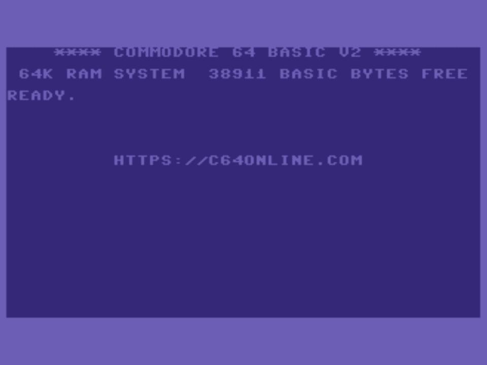 c64online.com
